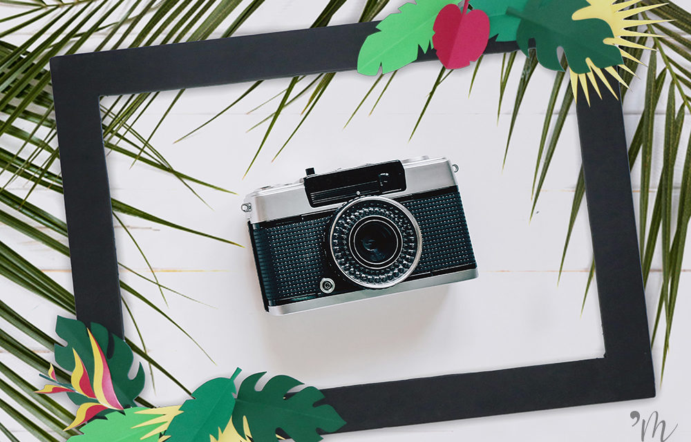 [DIY] Photobooth tropical